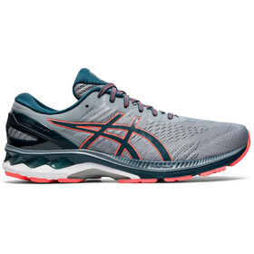 asics Gel-Kayano 27 Sko Herrer, sheet rock/magnetic blue